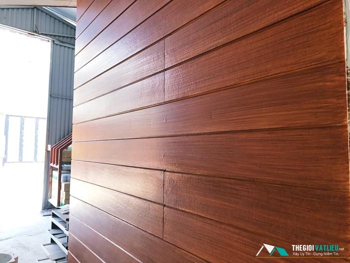 Gỗ ốp tường trang trí Smartwood SCG Thái Lan