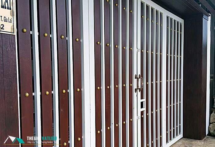 Hàng rào gỗ trang trí SCG Smartwood có giá bao nhiêu?