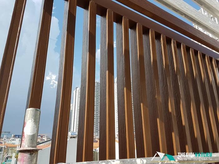 Tại sao nên sử dụng lam gỗ che nắng trang trí ngoài trời Smartwood