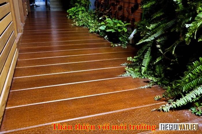 Báo giá sàn gỗ siêu chịu nước Smartwood
