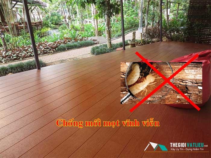 Lợi ích khi sử dụng sàn gỗ siêu chịu nước Smartwood SCG