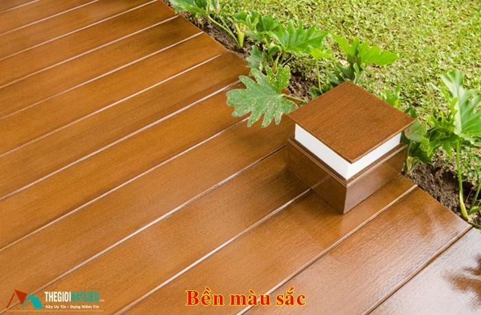 Tại sao nên sử dụng sàn gỗ siêu chịu nước Smartwood