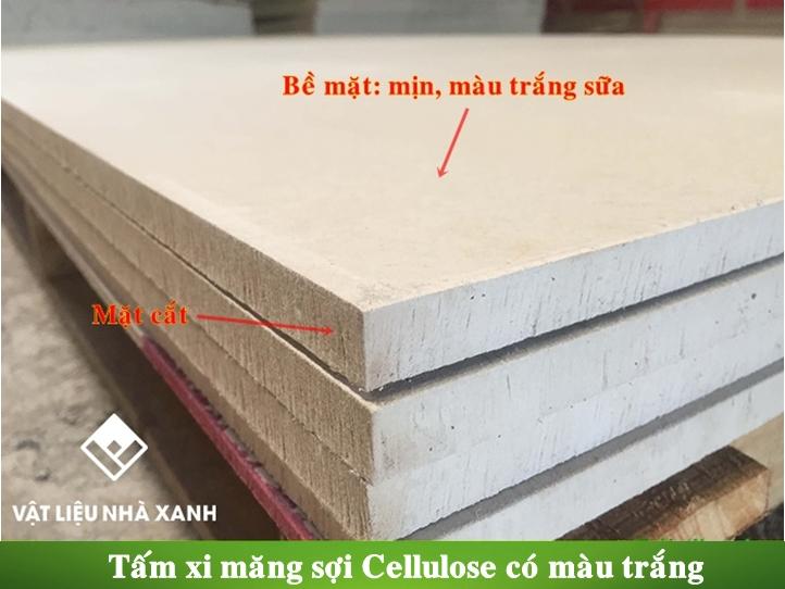 Tấm xi măng sợi Cellulose là gì?