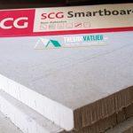 Tấm ván xi măng ép Smartboard Thái Lan
