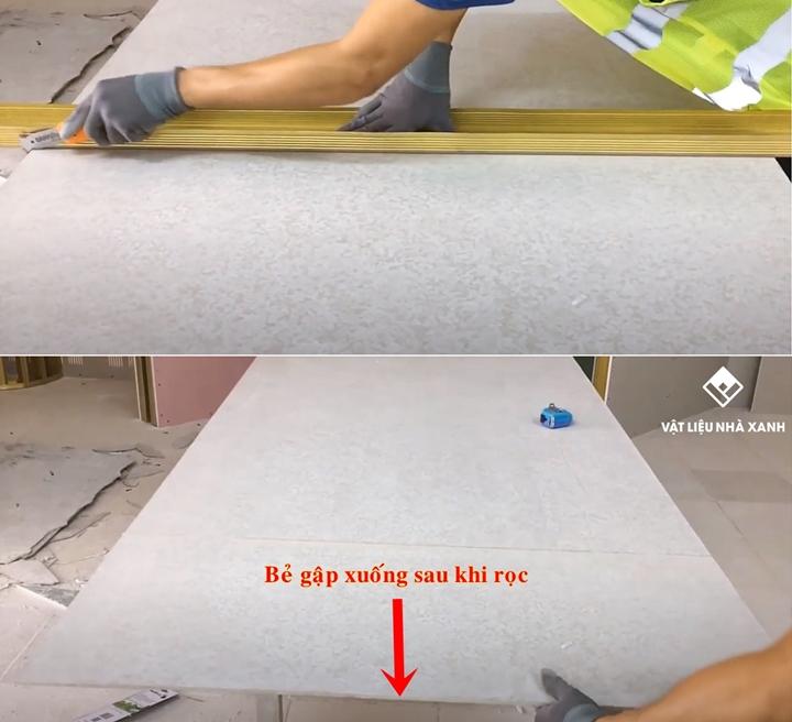 Cách cắt tấm Cemboard