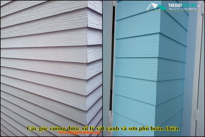 Hướng dẫn thi công gỗ ốp tường Smartwood