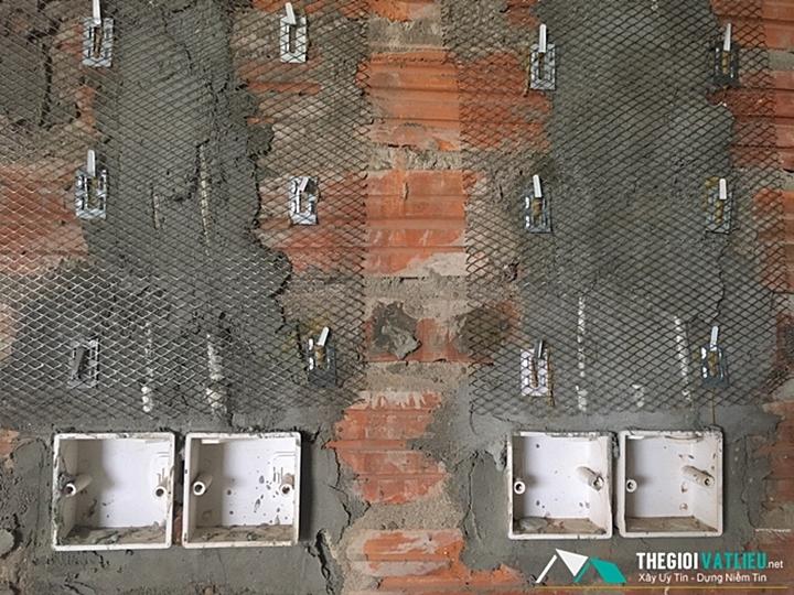 lưới tô tường chống nứt