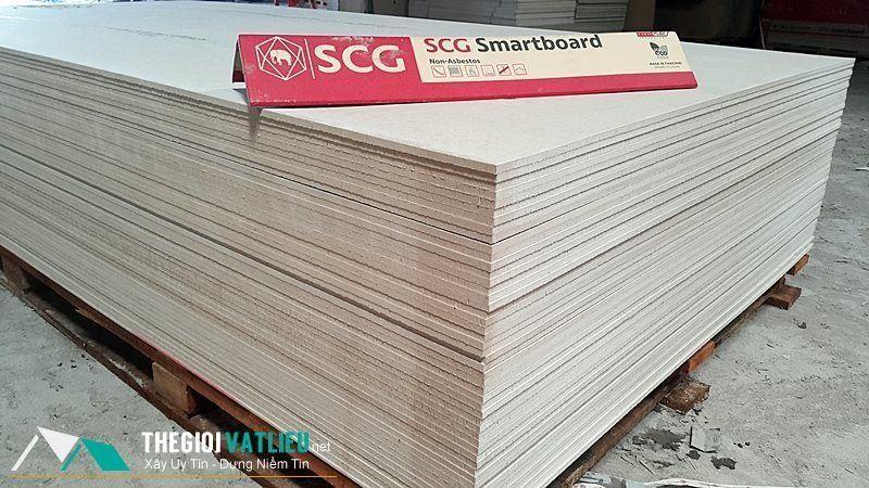 Tấm sàn xi măng sợi xenlulo Smartboard
