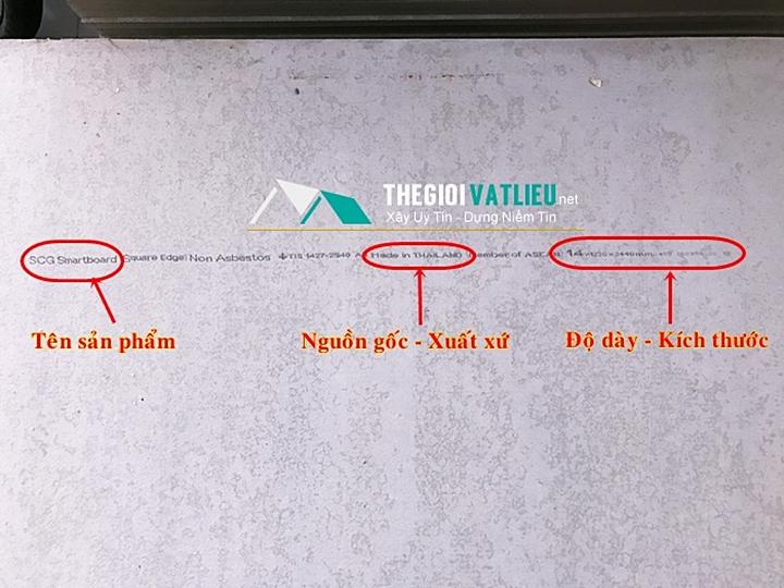 Cách nhận dang tấm Smartboard