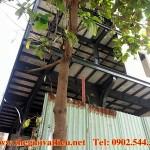 Tấm ván lót sàn xi măng 3d Cemboard Thái Lan