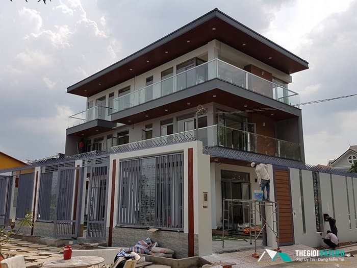 thanh gỗ ốp tường Smartwood SCG Thái Lan