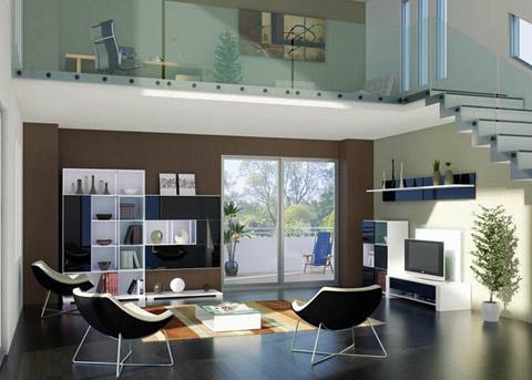 Thiết kế nhà cấp 4 có gác lửng đẹp và hiện đại