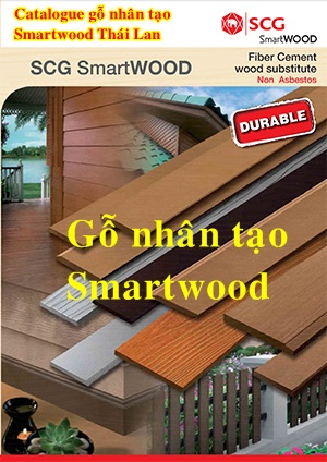 Download catalogue sản phẩm gỗ nhân tạo Smartwood
