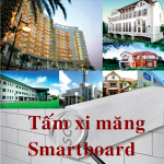 Tấm xi măng Smartboard