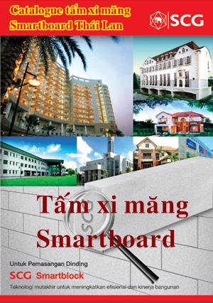 Download Catalogue tấm xi măng Smartboard