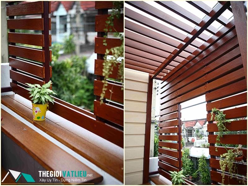 Vật liệu thay thế gỗ tự nhiên Smartwood