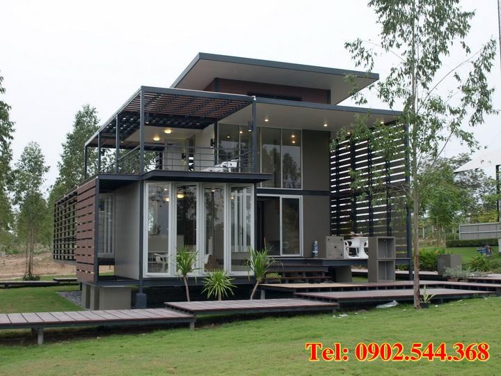 Chi phí xây nhà, làm sàn đúc bằng tấm Cemboard Thái Lan