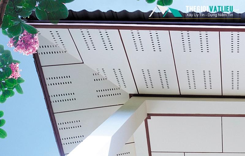 Tấm trần Cemboard Smartboard chịu nước