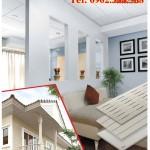Tấm trần giả gỗ | Tấm ốp trần SCG Smartboard