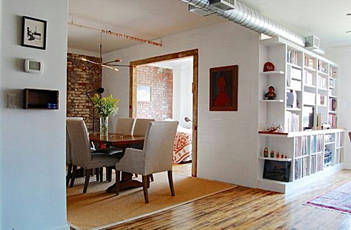 Tuyệt chiêu giúp trần nhà thông thoáng