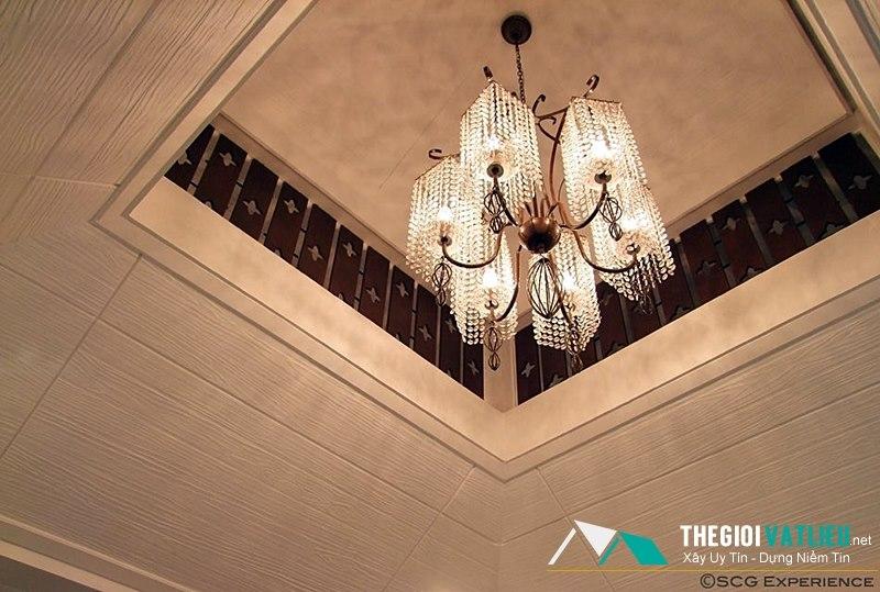 trần gỗ trang trí nội ngoại thất Smartwood