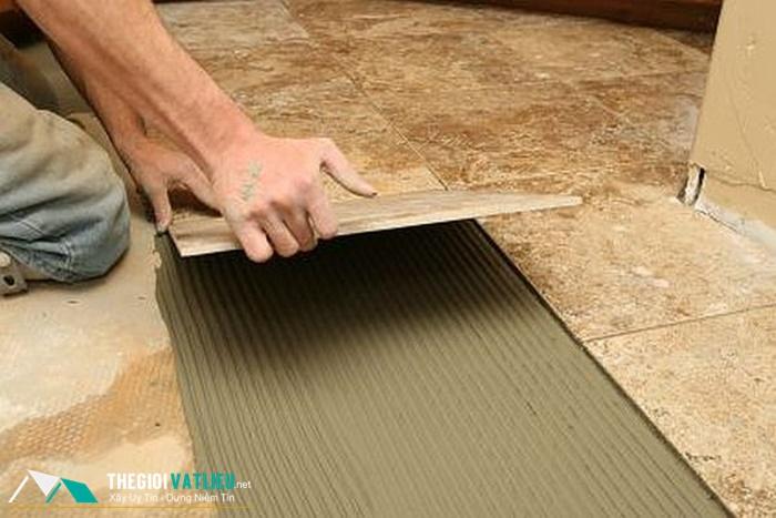 Keo dán gạch ốp tường lót sàn cao cấp Mova