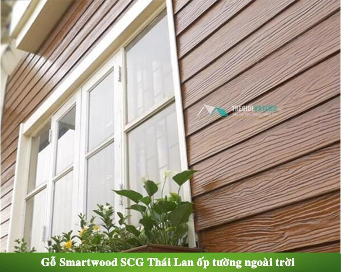 Báo giá gỗ ngoài trời Smartwood SCG Thái Lan mới nhất