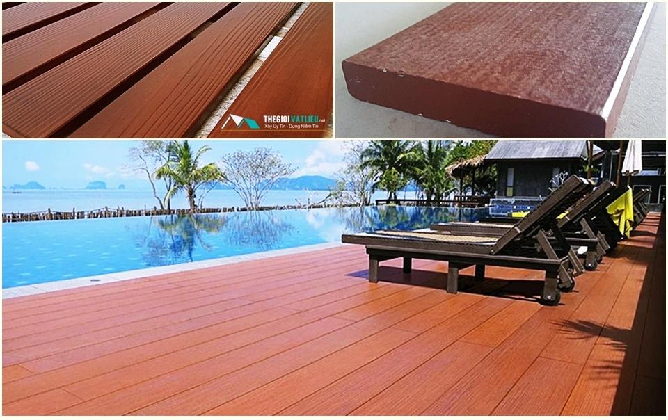 Báo giá tấm lót sàn giả gỗ SCG Smartwood Thái Lan mới nhất