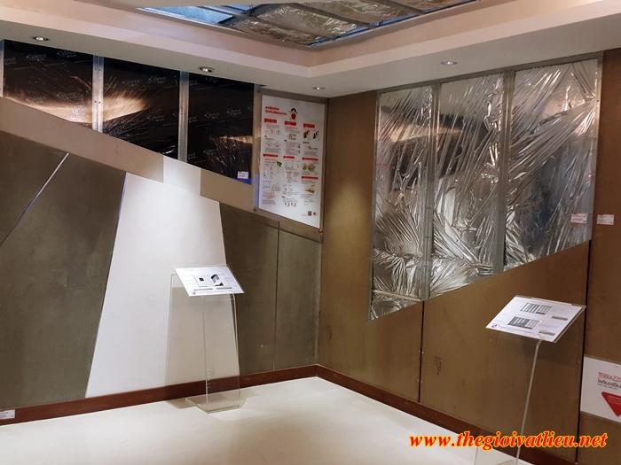 Cách Nhiệt Bằng Hệ Thống Tường Mát Và Lam Che Nắng