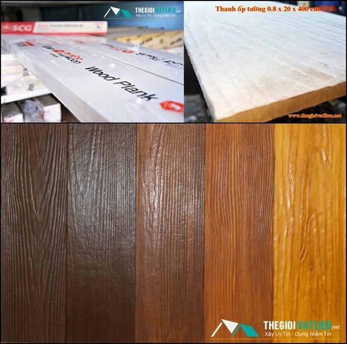 Ván gỗ ốp tường Smartwood