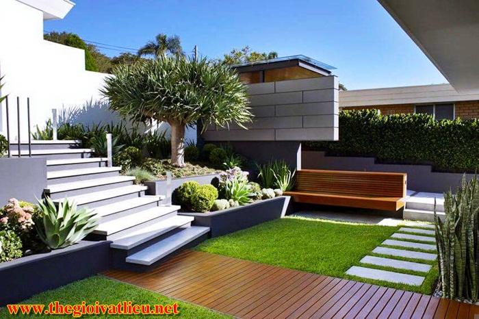 Xu hướng thiết kế nhà bằng vật liệu thay thế gỗ