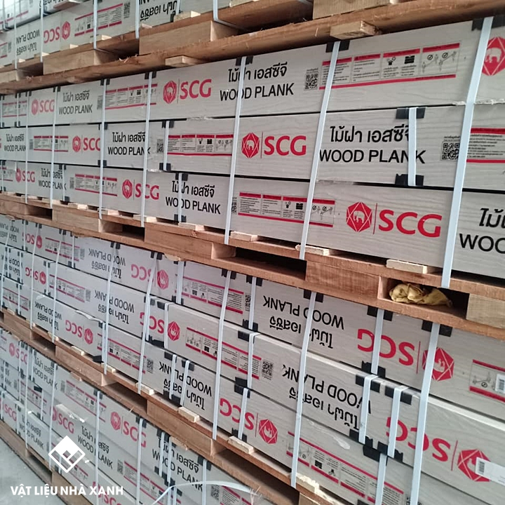 Mua tấm ốp tường xi măng giả gỗ Smartwood ở đâu?