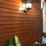 Tấm ốp tường xi măng giả gỗ Smartwood Thái Lan