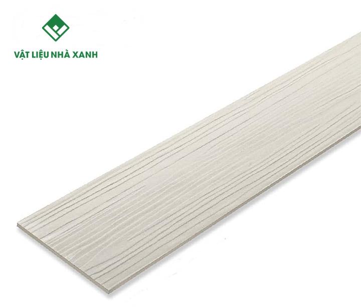 Tấm ốp tường xi măng giả gỗ là gì?