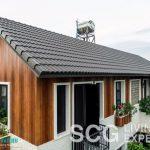 Vật liệu xi măng giả gỗ Smartwood Thái Lan