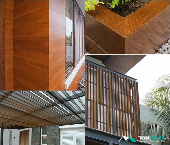 Với tính năng chịu nước tốt vật liệu xi măng giả gỗ Smartwood có thể được sử dụng để lót sàn tại những nơi ẩm ướt như sàn hồ bơi, sàn các quán ăn, nhà hàng, siêu thị,...