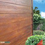 Tấm ốp trang trí giả gỗ Smartwood