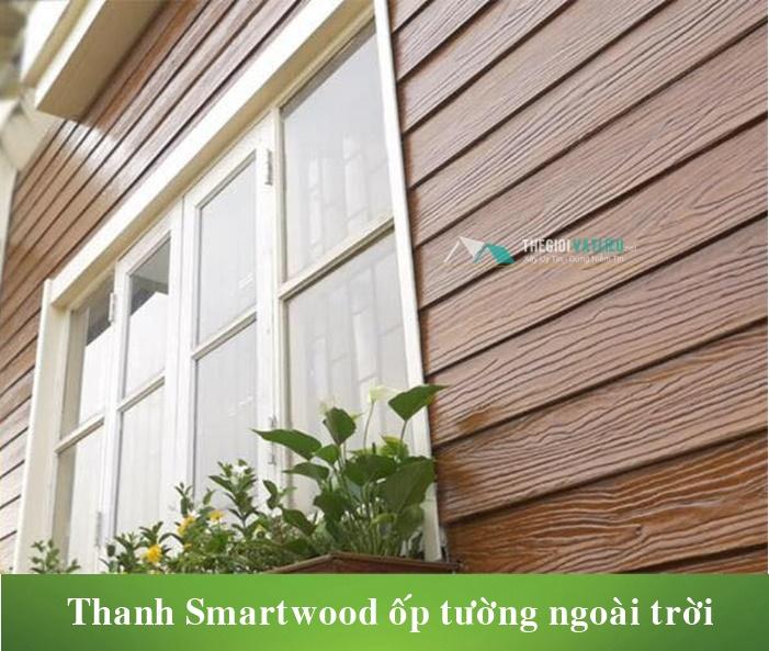 Tấm xi măng ốp tường Smartwood Thái Lan