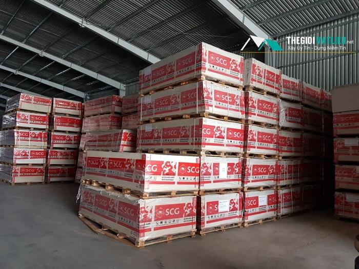 Đại lý phân phối tấm xi măng cemboard