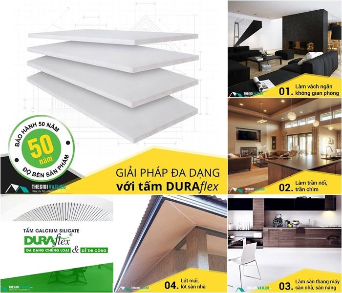 Tấm lót sàn Duraflex