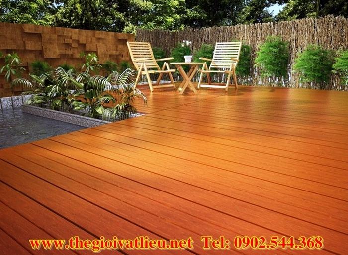 Vật liệu lót sàn giả gỗ Smartwood - Xu hướng mới trong xây dựng