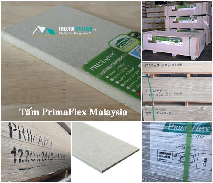 Bảng Báo Giá Tấm Prima Malaysia Sỉ và Lẻ Rẻ Nhất Tại Tphcm