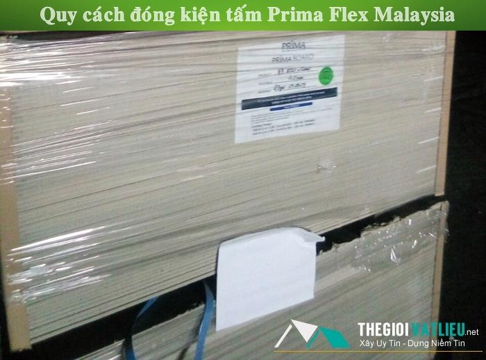 Tấm Prima Flex Malaysia