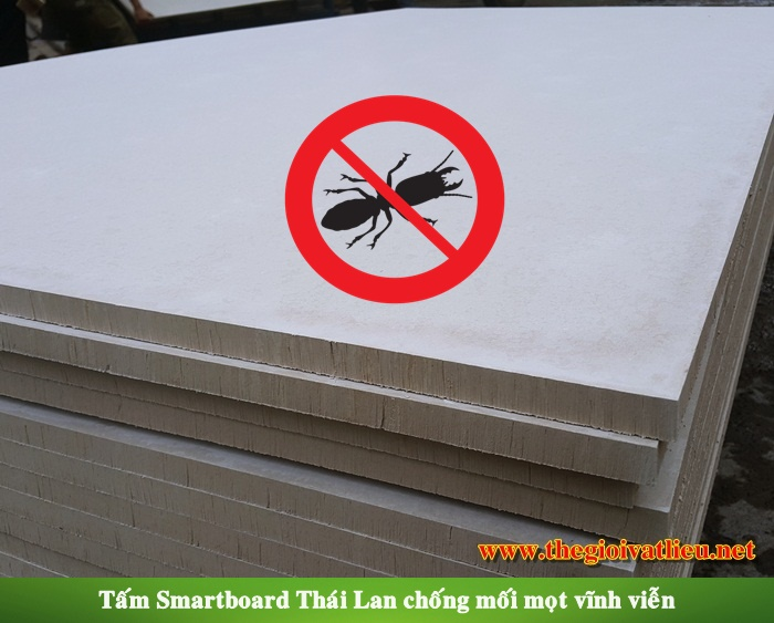 Ván lót sàn 3d Cemboard Thái Lan