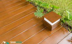 Sơn bê tông giả gỗ