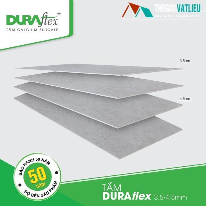 Tấm Duraflex làm trần trang trí chịu nước