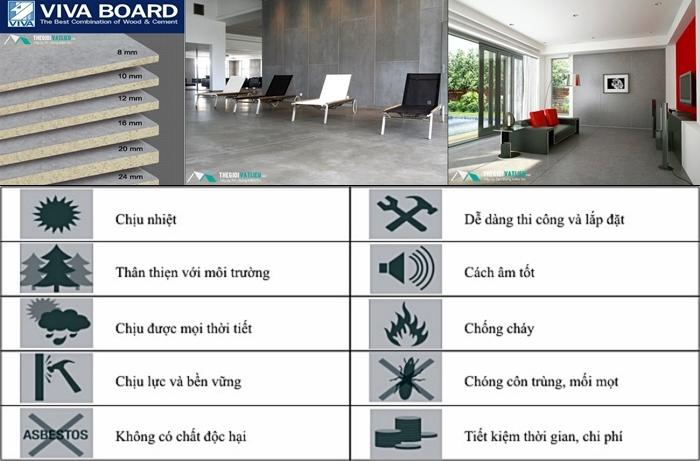 Tấm sàn vivaboard