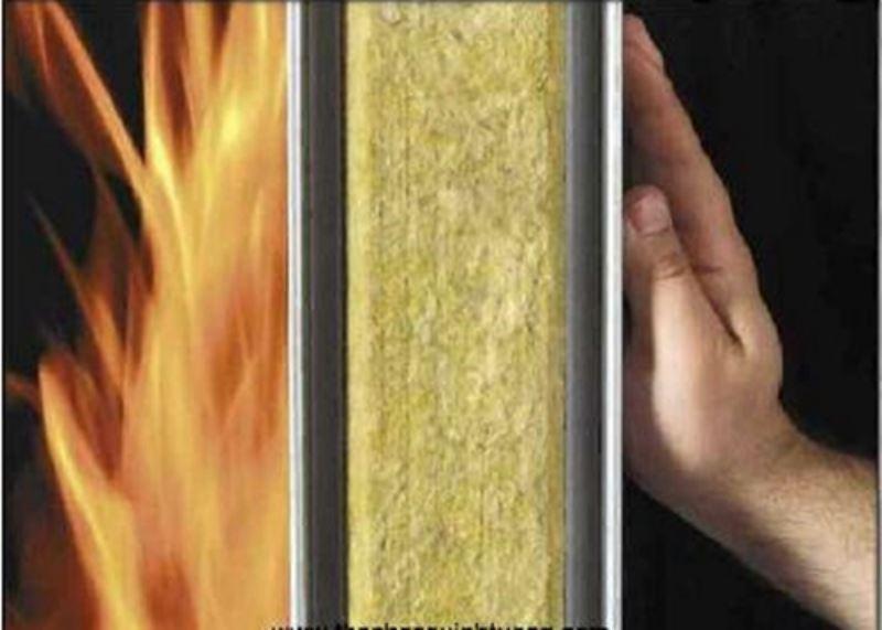 Khả năng cách nhiệt tấm Cemboard