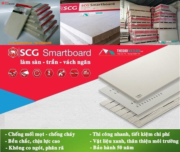 tấm Smartboard là gì