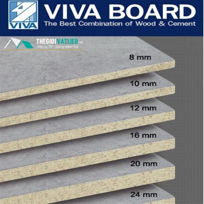 Tấm vivaboard là gì